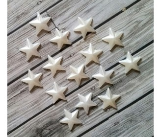 étoiles nacrées