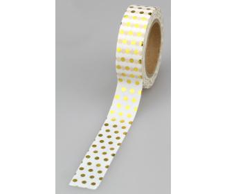 masking tape pois foil or