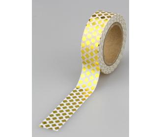 masking tape motifs foil or