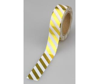 masking tape diagonales foil or