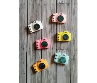 appareil photo résine