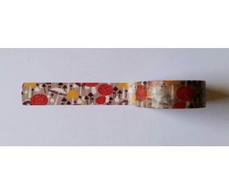 masking tape champignons modernes