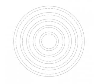 dies cercles coutures