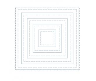 carrés couture