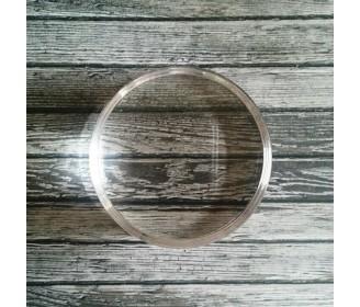 bloc acrylique rond