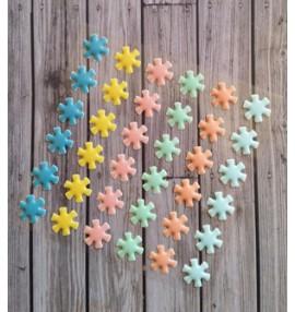 enamel shapes étoiles
