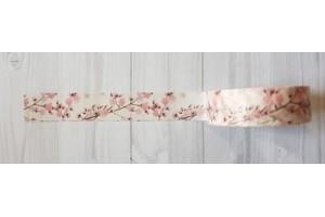 masking tape fleurs de cerisier