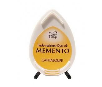 mini encreur Memento Dew Drop Cantaloupe