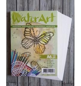40 cartes aquarelle
