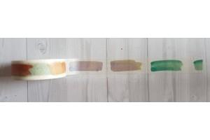 masking tape aquarelle