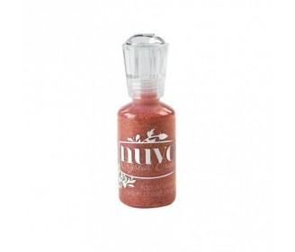 encre Nuvo Crystal Drops glitter orange soda
