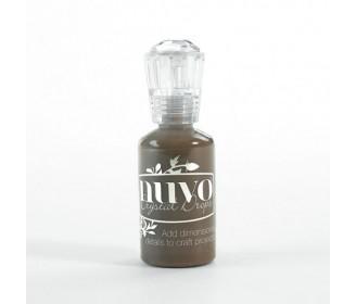encre Nuvo crystal drops dark walnut