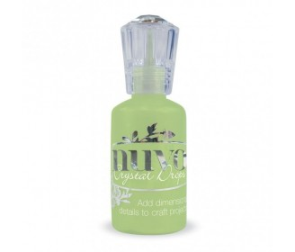 encre Nuvo crystal drops apple green