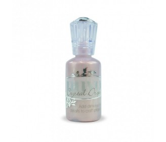 encre Nuvo crystal drops antique rose