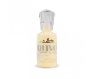 encre Nuvo crystal drops buttermilk