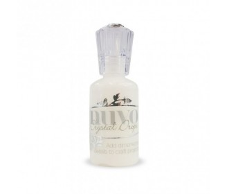 encre Nuvo crystal drops gloss white