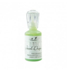 encre Nuvo jewel drops key lime