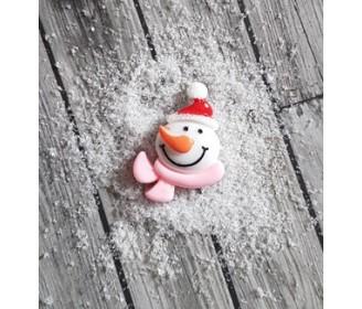 bonhomme de neige résine