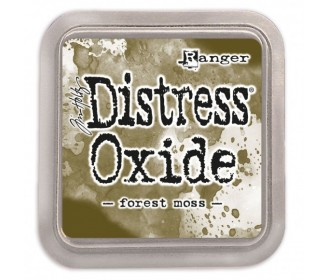 Distress Oxide forest moss