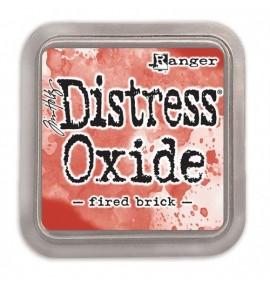 Distress Oxide fired brick