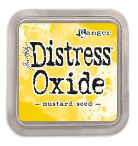 Distress oxide mustard seed