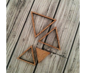 triangles bois