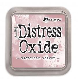Distress Oxide victorian velvet