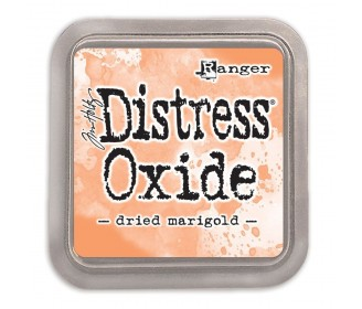 Distress Oxide dried marigold