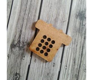 téléphone bois