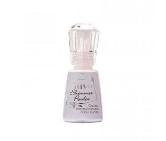 poudre Nuvo Shimmer Powder violet brocade