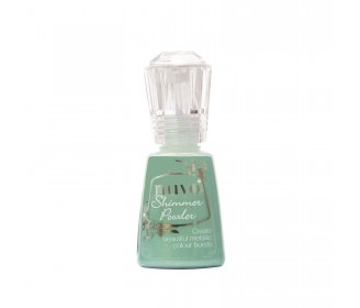poudre Nuvo Shimmer Powder green parade