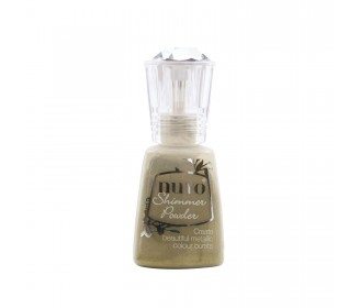 poudre Nuvo Shimmer Powder golden sparkler