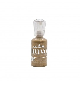encre Nuvo crystal drops dirty bronze