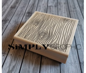 tampon bois fond bois