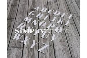dies alphabet 2