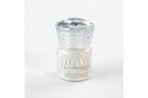 poudre d'embossage Nuvo shimmering pearl