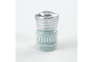 poudre d'embossage Nuvo serenity blue