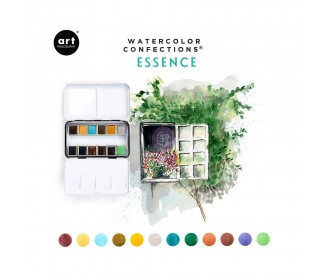 Watercolor confections -Essence
