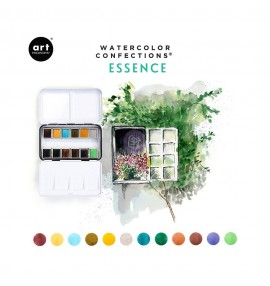 Watercolor confections -Essence