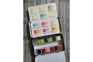 Watercolor confections -Terrain
