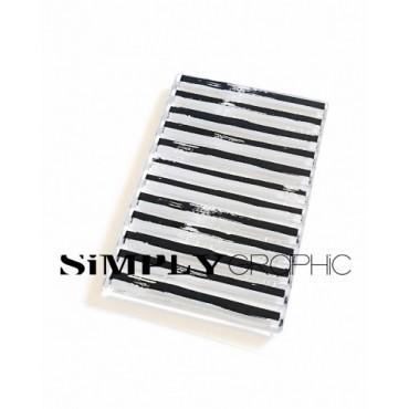 mini planche rayures