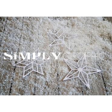 dies étoiles origami