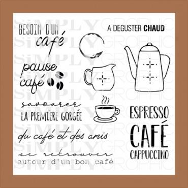 planche café