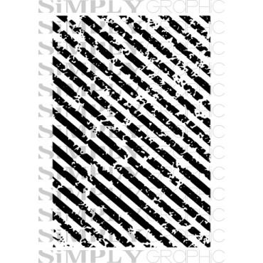 mini-planche diagonales grunge