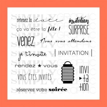 planche invitation