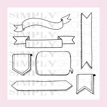 planche étiquettes planner/bujo