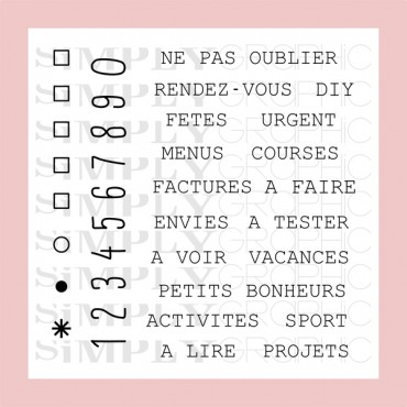 planche  projets