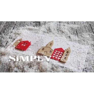 dies village de Noël
