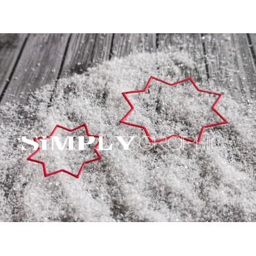 dies étoiles à suspendre