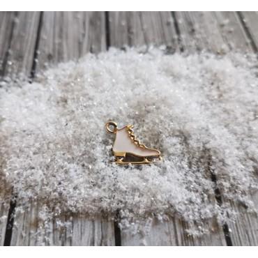 breloque patin à glace